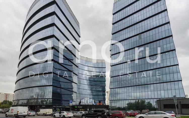 Аренда офиса 201.8 м², 20 этаж, Бизнес-центр «Лотос», м. Нахимовский ... 18337bfd292