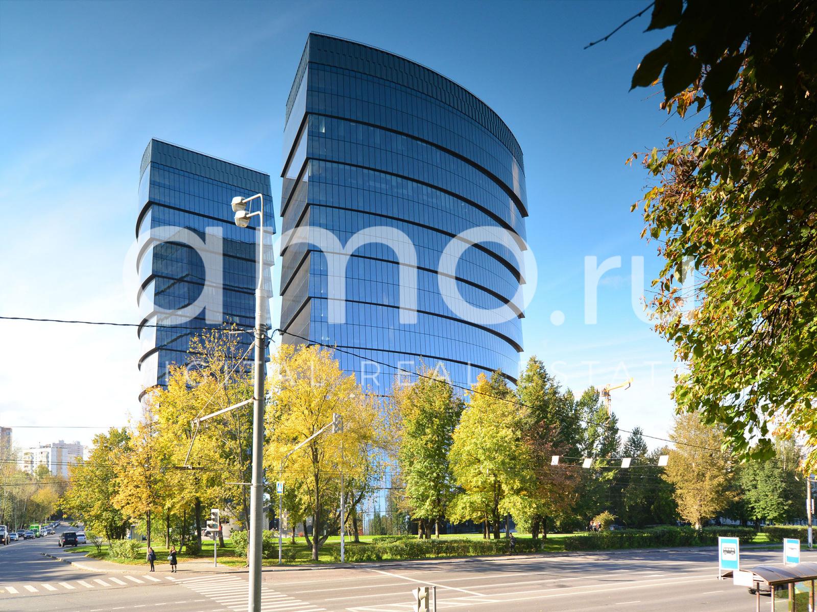 Аренда офиса 57.5 м², 6 этаж, Бизнес-центр «Лотос», м. Нахимовский ... 7ab93fdfbbf