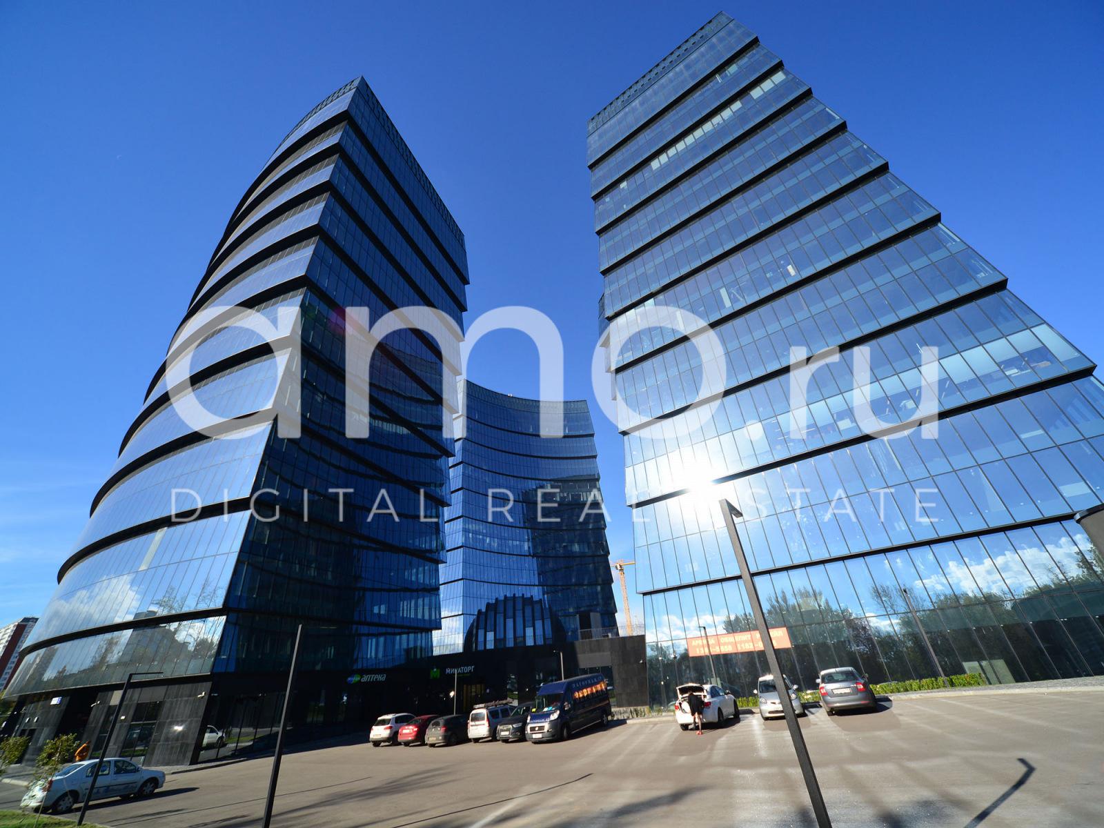 Аренда готового офиса 7.1-40.3 м² в коворкинге, 13 этаж, Бизнес ... 9a1361890d0