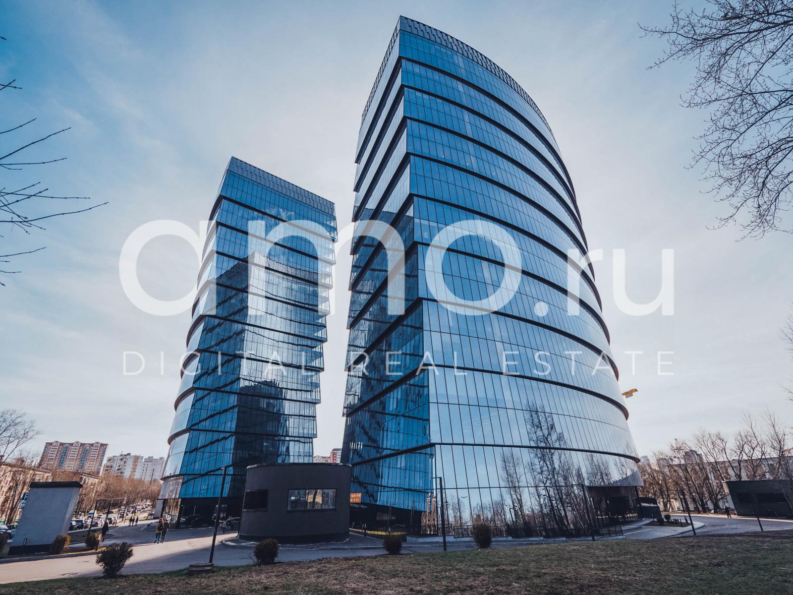 Аренда офиса 271.5 м², 11 этаж, Бизнес-центр «Лотос», м. Нахимовский ... 6161f5e1f60